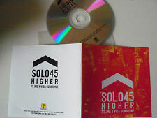 Solo45 - Higher Ft Jme & Vida Sunshyne - UK 1 Track Promo 2014