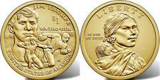 2018  P&D   Sacagawea Native American Dollars <>  Mint State BU Condition !!