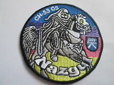 Nazgul CH.53 Death Rider- Good Quality - Embroidered Iron or Sew On  Patch -P072