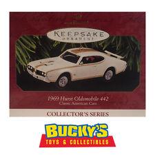1969 Hurst Oldsmobile 442 1997 Hallmark Keepsake Ornament Classic American Cars