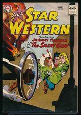 ALL STAR WESTERN No. 105 1959 DC Comic Book JOHNNY THUNDER Gil Kane GGA Cover