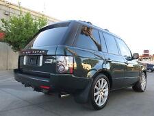 2011 Land Rover Range Rover Supercharged Sport Utility 4-Door