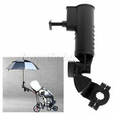 Sporting Golf Umbrella Holder Stand Tool Adjustable for Buggy Golf Cart HQ
