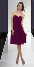 NWT PLUM PROM/ARTY/SPECIAL OCCASION  GOWN SIZE 10