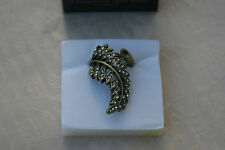 Avon Mark Fashion Jewelry ~Lingering Leaf Ring~ Size 7 New