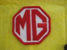 "Vintage MG  Racing  Patch 2 3/4 "" X 2 3/4"""