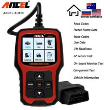 AD410 OBD2 CAN Code Reader Car On-Board Diagnostic Tool Engine I/M Readiness