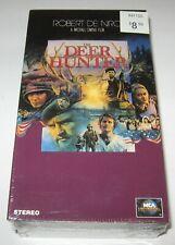 The Deer Hunter (Vhs, 1997) 2 Vhs Video Set New! Factory Sealed! Robert De Niro