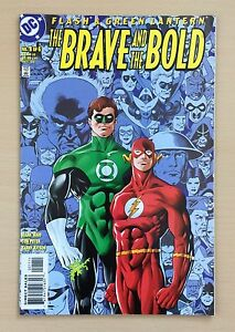 The Brave & the Bold: Flash and Green Lantern #1-6 Complete Set (DC 1999-2000)