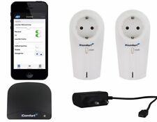 iComfort Starterset II APP WLan Wifi IOS/Android Smart Funk Schalter Home 868MHz