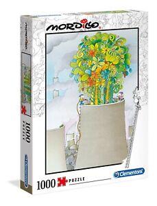 Clementoni 1000 Piece Jigsaw Puzzle - Mordillo - The Cure