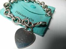 Tiffany & Co Bracciale ORIGINALE Argento 925 CUORE list€290 G.35 !