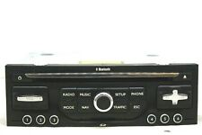 CITROEN DS3 C3 C5 C8 RT6 RNEG2 CD RADIO PLAYER MP3 BLUETOOTH SAT NAV GPS CODE