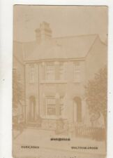More details for marieville york road waltham cross vintage rp postcard gowler 277b