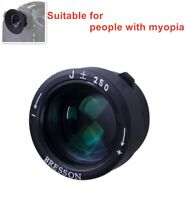 1.10x-1.60x Zoom Viewfinder Eyepiece Magnifier for Canon Nikon Sony Fuji Cameras