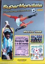 SUPERMONDIALE=MEXICO 1986=LA STORIA DELLA COPPA DEL MONDO DI CALCIO=GERMANIA O.