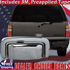 2000-2006 CHEVY TAHOE SUBURBAN Liftgate Chrome Tailgate Handle COVER Rear Hatch