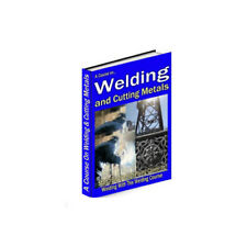 How to Weld and solder - Learn Welding and Soldering Torch Book on CD