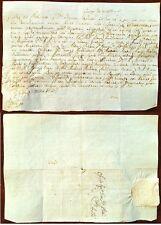 G64-VENEZIA, ATTO DI PROCURA, 1776