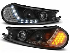 FORD MONDEO SEDAN WAGON 1996 1997 1998 1999 2000 LPFO29 HEADLIGHTS LED RIMS