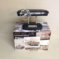 1957 CHEVROLET BEL AIR DASHBOARD BLACK GMP 1:6 SCALE CLASSIC  BELAIR