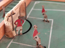 RARO GIOCO IN LATTA D'EPOCA CALCIO SOCCER TIN TOY OLD VINTAGE  TIPO SUBBUTEO