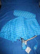Coach Lozenge Umbrella - Blue - FS3315