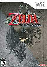 Legend of Zelda: Twilight Princess (Nintendo Wii) - ORIGINAL - NEW