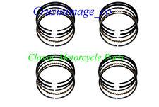 HONDA CB550F CB550K Standard Piston Rings Set 58.5mm 4 rings Include 11-CB550FPR