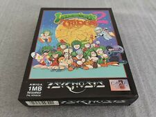 (Commodore Amiga) Lemmings 2 (Psygnosis) (Tested and Working)