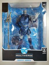 McFarlane Darkseid Armored  DC Multiverse Gold Label IN HAND