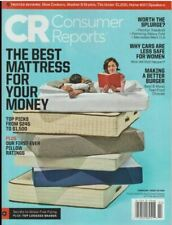 CONSUMER REPORTS February 2020  Mattresses | Timeshares| Air Travel | Car Safety