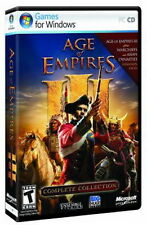 Age of Empires III Cmplt Col Win 32 Eng DVD