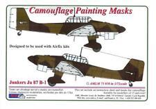 AML Models 1/72 CAMOUFLAGE PAINT MASKS JUNKERS Ju-87B-1 STUKA German Dive Bomber