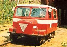 AK, Berliner Eisenbahnfreunde e.V., Kleinwagen Nr. 1 (ex DB 12-4341), um 1990