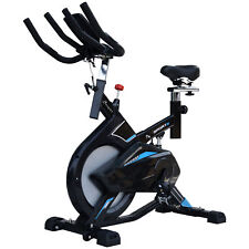 Stationary Exercise Bike Upright Training Bicycle Cardio Workout