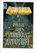 Punisher Kills the Marvel Universe 1st Print Marvel Comics nov 1995 Garth Ennis