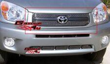Fits 04-05 Toyota RAV4 Billet Grille Insert