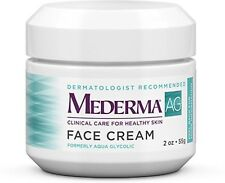 Mederma AG Face Cream 2 oz (Pack of 2)