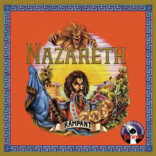 Nazareth : Rampant CD (2010) ***NEW***