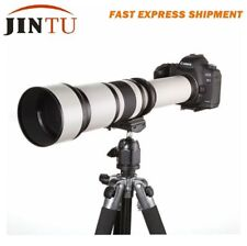 JINTU 650-1300mm f/8-16 Telephoto Lens for Sony NEX3 5 7 A6000 A6300 A7 A7II A7R