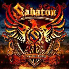 SABATON - COAT OF ARMS LP ☆☆☆NEU/NEW☆☆☆