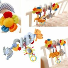 Baby Infant Crib Spiral Hanging Stroller Cot Buggy Pram Car Seat Pushchair Toy