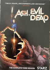 Ash vs. Evil Dead: Season 3 (Dvd, 2018)