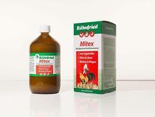 Röhnfried Mitex 500 ml Ungeziefermittel Spezialkonzentrat gegen rote Vogelmilbe
