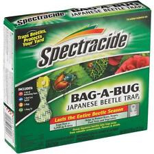 12 Pk Spectracide Bag-A-Bug Japanese Beetle Trap HG-56901