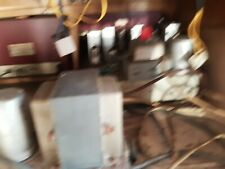 Rogers Valve Amp, tuner, pre amp. collaro 2010 deck