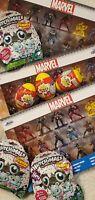 Jada Toys Marvel Nano METALFIGS 20-Pack Wave 1 Die-Cast Figures LOT OF 3