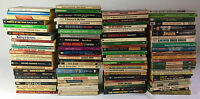LOT 100 Mystery Paperback Books~Agatha Christie,Frank Gruber,Margery Allingham +