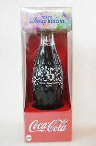 Tokyo Disney Resort 35th Anniversary Coca Cola Coke Bottle Box TDR JAPAN